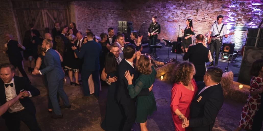 Tantsutrall pulmas